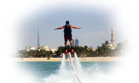 Best Practices For A Smooth Flyboarding Experience in Dubai