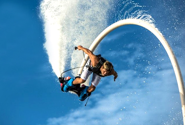Myths About Flyboarding