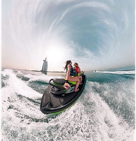 Jet Skiing With Your Teen