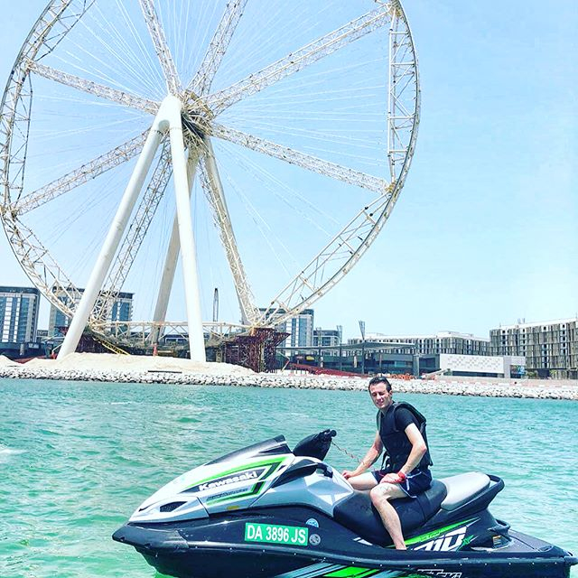 Try Jet Ski Rental In Dubai