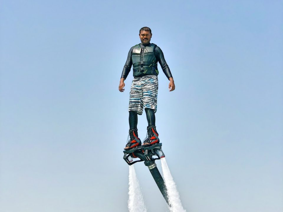 flyboarding In Dubai